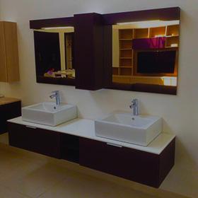 Muebles sobre dise o habitat design quer taro Muebles de bano queretaro