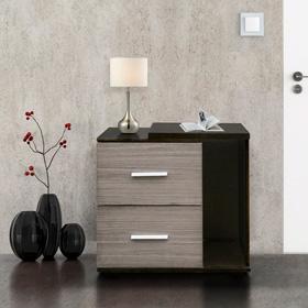 Rec maras minimalistas modernas en quer taro for Buros de cama modernos